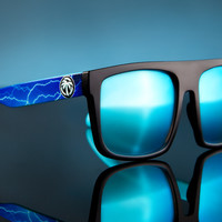 Regulator Sunglasses: Ride The Lightning Customs
