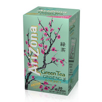 Green Tea with Ginseng & Honey Tea Bags - AriZona Beverage Co.