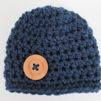 Photo Prop Newborn Hat, Thick and Chunky, Free Shipping - Ready to Ship, Available in multiple sizes
