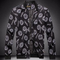 Boys & Men Versace Casual Edgy Jacket Loose Coat