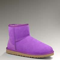 UGG® Classic Mini for Women | Ankle-Height Sheepskin Boots at UGGAustralia.com