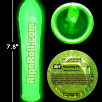 Glow in the dark Condoms from RipnRoll.com