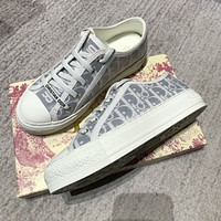 Dior B23 Low Women's Sneakers Shoes
