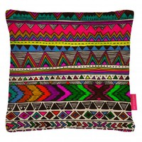 Quirky Illustrated Gifts | Poncho Cushion | Kris Tate | Homeware | Ohh Deer