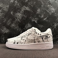 Nike Air Force 1 '07 Low AF1 With \