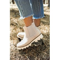 Dylan Chelsea Boot (Grey)- SHIPS 10/28