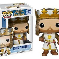 Funko Pop Movies: MPHG - King Arthur Vinyl Figure
