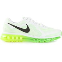 Nike 'Air Max 2014' neon sole sneakers