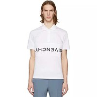 Givenchy  Men Fashion Casual Loose Short sleeve