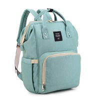 Designer Nursing Backpack Diaper Bag