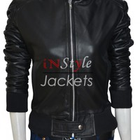 The Vampire Diaries Elena Gilbert Leather Jacket – In Style Jackets