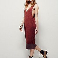 Free People Womens Hot Cross Tunic