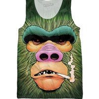 Smokey Gorilla Tank Top