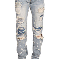 The Highland Denim Jeans in Blue