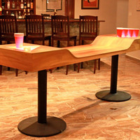Custom Beer Pong Table by ChippewaFive on Etsy