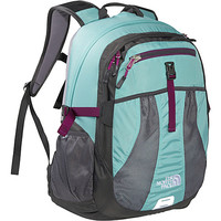 The North Face Women's Recon Brook Blue/graphite Grey – The North Face Laptop Backpacks