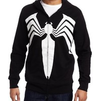 Marvel Spiderman Men's Black Hoodie