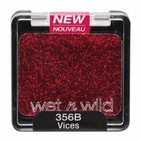 Wet n Wild Color Icon Glitter Single, Vices