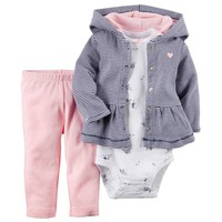 Suit Set Newborn Baby Girl