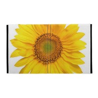 Sunny The Sunflower iPad Folio Cover from Zazzle.com