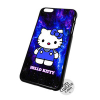 Hello Kitty Blue Galaxy Nebula Cell Phones Cases For iPhone, iPad, iPod, Samsung Galaxy, Note, Htc, Blackberry