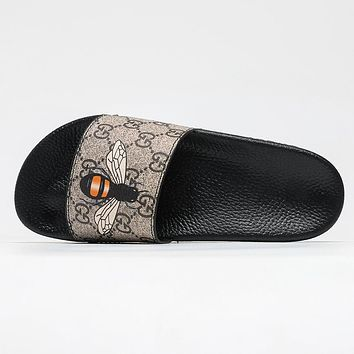 Dior GG men's and women's casual outdoor slippers shoes