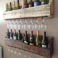 Reclaimed wine rack (set of 2) SALE THIS WEEK  20.00 off