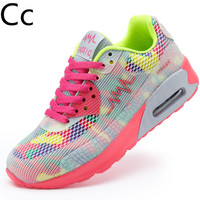 Spring  Fashion Sneaker Women Trainers Breathable Sport Shoes Woman Casual Women Sneaker Shoes