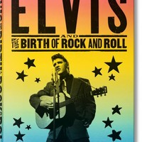 Alfred Wertheimer. Elvis and the Birth of Rock and Roll - TASCHEN Books