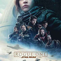 Star Wars Rogue One Movie Poster 11x17