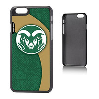 Colorado State Rams iPhone 6 and iPhone 6s Slim Case Licensed by the NCAA & Printed by keyscaper ®