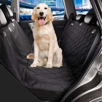 Quilted Deluxe Dog Seat Cover For Cars