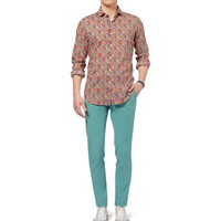 Incotex - Slim-Fit Cotton-Blend Chinos | MR PORTER