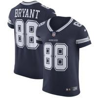 Men's Dallas Cowboys Dez Bryant Nike Navy Vapor Untouchable Elite Jersey