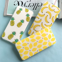 Cute Fruits Case for iPhone