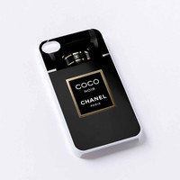 Coco Noir Parfume iPhone 4/4S, 5/5S, 5C,6,6plus,and Samsung s3,s4,s5,s6