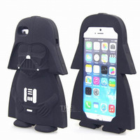 Star Wars Image  Silicon Phone Back Cover Phone Case For IPhone 4 4S 5 5S SE 6 6S 6Plus 6SPlus