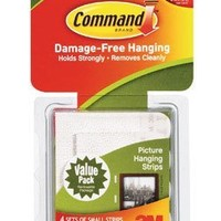 3M Company #17203 Picture Hang Strip Pack