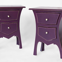 Table No 8  by Vincent Leman: Wood Side Table - Artful Home