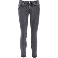 Alyson cropped skinny jeans - YouHeShe