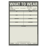 What to Wear Pad