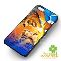 Disney Beauty and The Beast the best couple -end for iPhone 6S case, iPhone 5s case, iPhone 6 case, iPhone 4S, Samsung S6 Edge