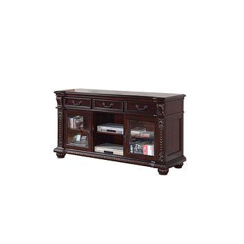 Anondale TV Stand, Cherry