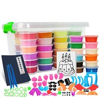 Slime Toys 24 36 48 Color Soft Clay Play Dough Slime