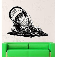 Wall Stickers Vinyl Decal Music Night Clubs DJ From New York Cool Decor Unique Gift (z2177)