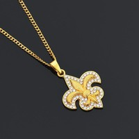 Jewelry Shiny New Arrival Stylish Gift Alloy Necklace [10768846531]