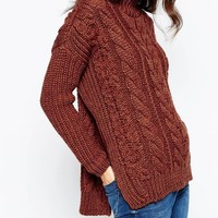 New Look Cable Sweater