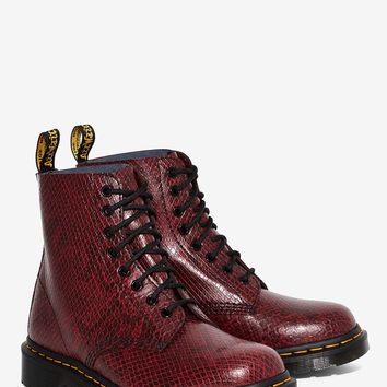 Dr. Martens 8-Eye Leather Boot - Pascal Viper