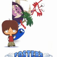 Foster's Home for Imaginary Friends 27x40 TV Poster (2004)