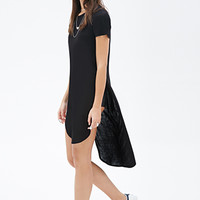 FOREVER 21 High-Slit Tee Dress